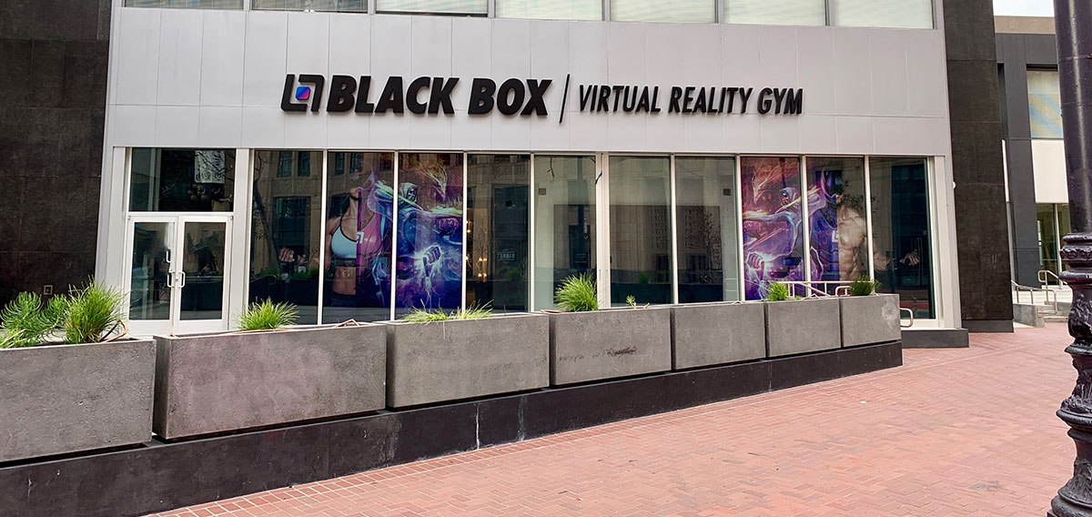 Black Box VR Gym is Opening in San Francisco!