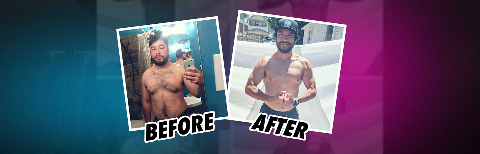Alejandro Continues to Level Up In Life Thanks to Positive Impact of Black Box VR Workouts